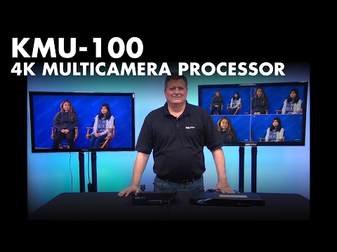 Introducing Datavideo KMU-100