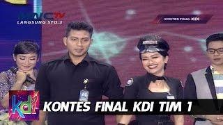 Julia Perez Dan Mukhlis Jadi Duta Penjemputan - Kontes Final KDI Tim 1 (15/5)