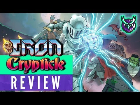 Iron Crypticle Switch Review (Winners announced!) video thumbnail