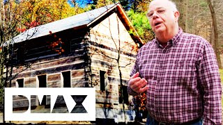 Couple Build Stunning Log Cabin From Scratch | Barnwood Builders