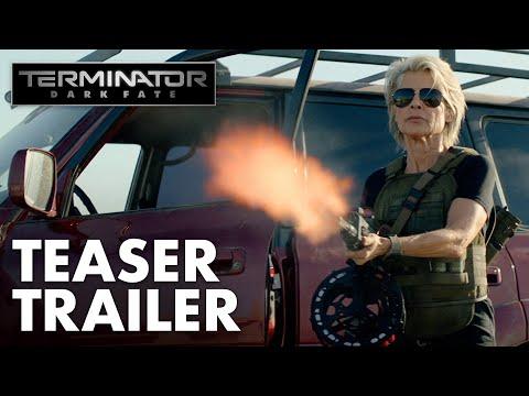 The First Trailer for Terminator Dark Fate