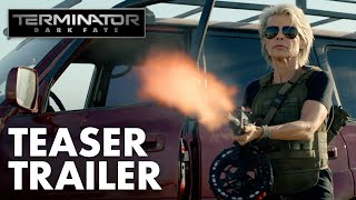 VIDEO: TERMINATOR: DARK FATE – Off. Teaser Trailer