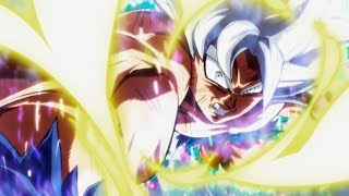 Goku Ultra Instinct (Mastered) Vs. Jiren「AMV」  Blood Hunter