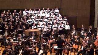 Dvořák - Stabat Mater (final part), Uri Segal, JSO
