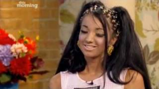 Chloe Victoria - This Morning Interview