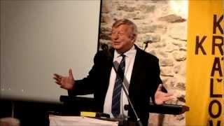 preview picture of video 'Alexander Barkóci - Obnova mysle, Banská Štiavnica 14.10.2012'