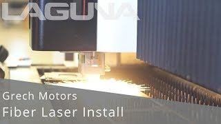 Fiber Laser Install with Laguna Tools