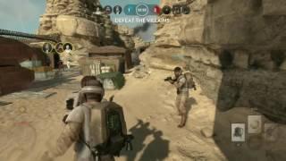 Sniping region star wars Battlefront