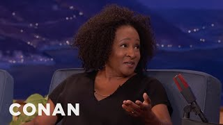 Wanda Sykes Is Not A Trump Fan  - CONAN on TBS