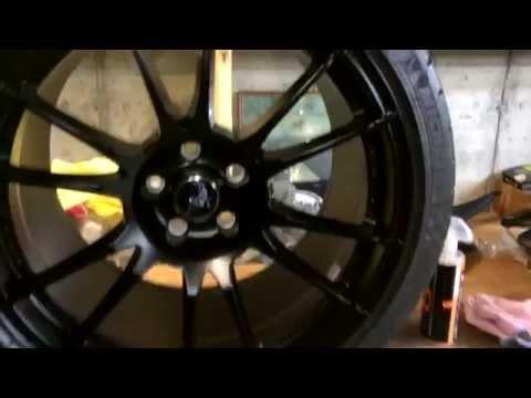 Gallardo Gets New Wheels