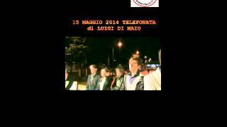preview picture of video 'TELEFONATA DI DI MAIO AL COMIZIO DEL M5S di SOMMA VESUVIANA'