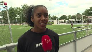 Ashleigh Weerden: ''Oranje bereikt WK-finale''