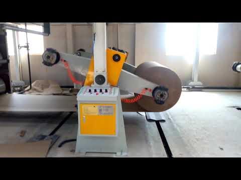 Automatic Corrugated Board Making Plant