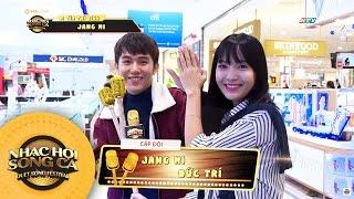 Thánh nữ Bolero Jang Mi tìm được hot boy trong siêu thị   Tập 10   Nhạc Hội Song Ca