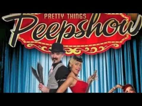 Pretty Things Peepshow Promotional Video