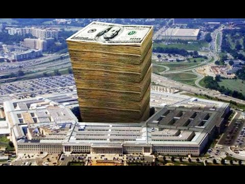 Pandemic Relief Money Stolen By The Military Industrial Complex
