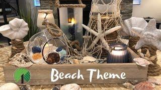 Dollar Tree Beach Theme Decor
