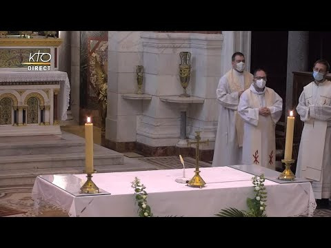 Laudes et Messe du 31 juillet 2021 à Notre-Dame de la Garde