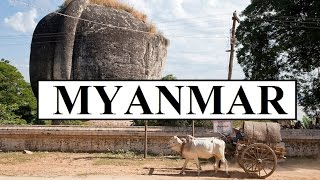 preview picture of video 'Myanmar Mandalay to Mingun Part 13'