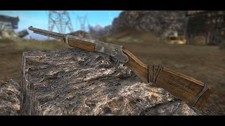 FNV Arsenal Weapons Overhaul - Abilene Kid Le BB Gun