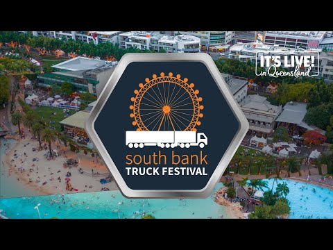 You are invited to the South Bank Truck Festival
