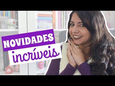 LANÇAMENTOS DE JUNHO | MINHA VIDA LITERÁRIA