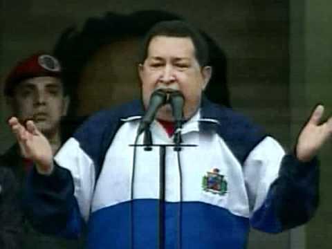 Chávez dice que las Cumbres de las Américas ya no tienen sentido