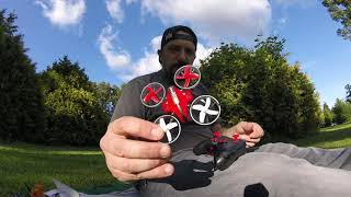 DRONE REVIEW - All-in-one Drone Air Genius - GIVEAWAY - PART1