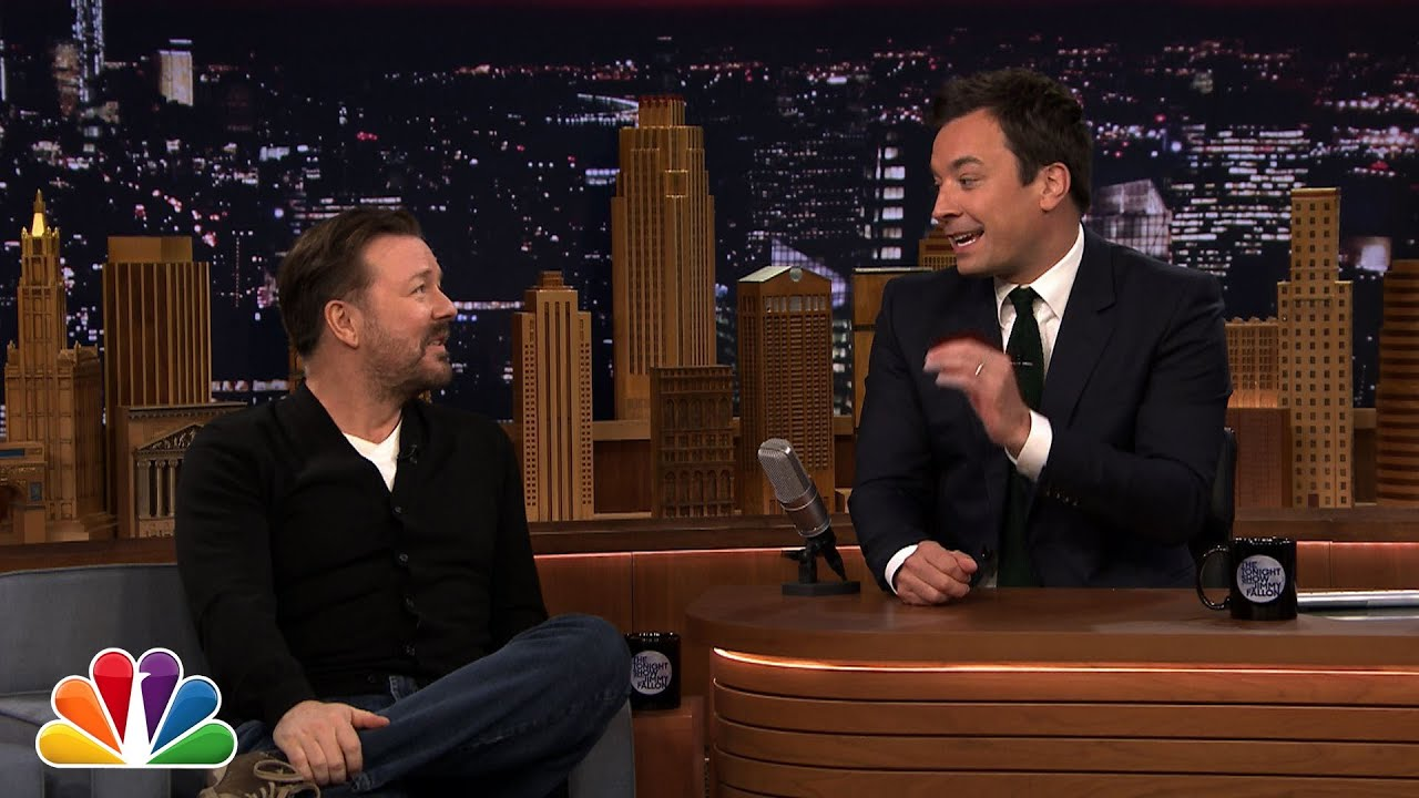 During Commercial Break: Ricky Gervais thumbnail