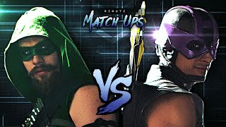 GREEN ARROW Vs HAWKEYE | Episode 2 | Minute Match-Ups