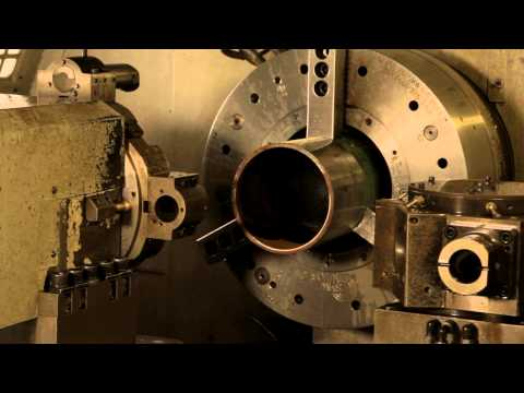 Kingston CL38 & CL58 CNC Lathe at Top Threading
