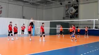 Бауманская 3-2 Лабинск. Финал России 2012.