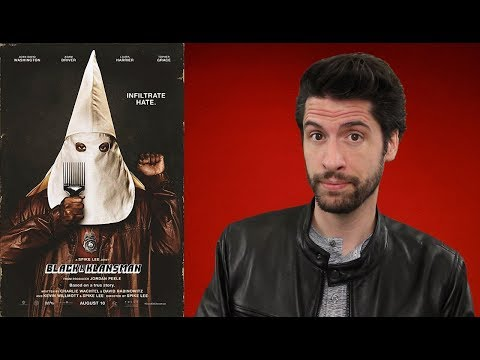 BlacKkKlansman – Movie Review