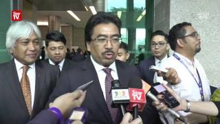 Be educated in financial literacy, says Johari