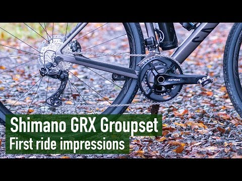 Shimano GRX | First ride impressions