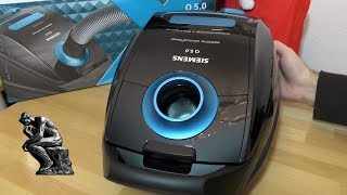 Siemens Q5.0  extreme Silence Power installation, unboxing and short test