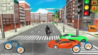 City Police Horse Games 2017 - New Android Gameplay HD