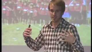 Face to Face with Life's Challenges: Ole-Jørgen Edna at TEDxBKK