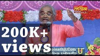 Savjibhai dholakiya (KAKA) Speech - Murti Pratistha Mahotsav - Kotda Pitha