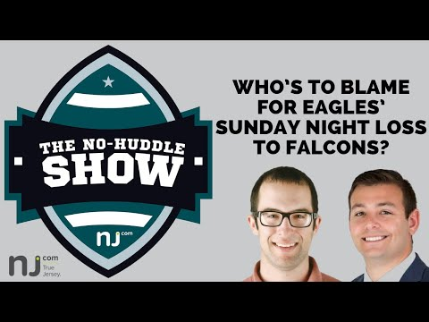 Who's to blame for Eagles' loss to Atlanta Falcons?