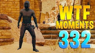 PUBG Funny & WTF Daily Best Moments and Epic Highlights! Ep 332