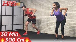 30 Min Beginner Weight Training for Beginners Workout Strength