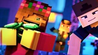 MINECRAFT GIRLFRIEND - THE EASIEST WAY TO FIND DIAMONDS! (Minecraft Love Survival)