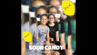Twister Sisters - Sour Candy Challenge