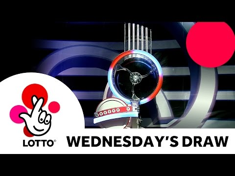 Lotto results: What are the numbers for Wednesday's Lottery draw