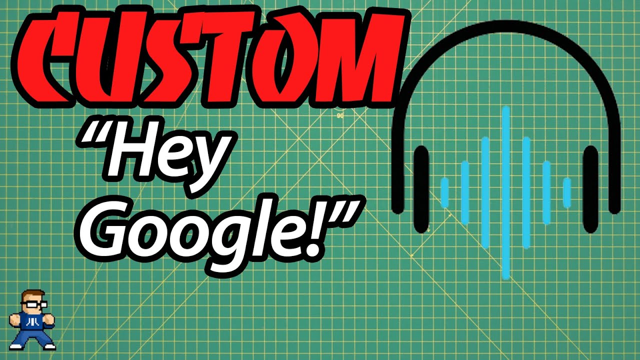 How To Train A Custom Wake Word For Google Assistant Using Snowboy