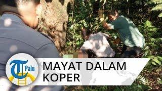 Heboh Penemuan Mayat dalam Koper di Hutan Pinus Bogor, Posisi Tubuh Dililit Plester