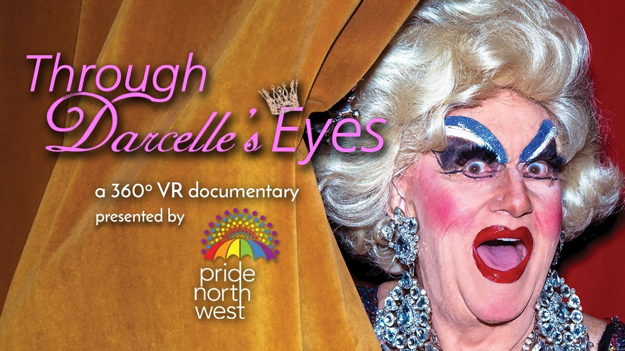 """Through Darcelle's Eyes' Trailer"