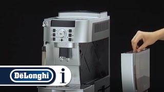 Кофемашина автоматическая Delonghi Magnifica S ECAM 22.110. SB от компании Cthp - видео 1