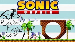 Sonic Unfair - All Zones Compilation